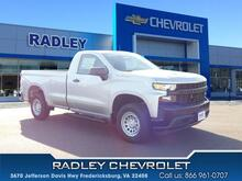 2020_Chevrolet_Silverado 1500_Work Truck_ Northern VA DC
