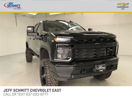 2020_Chevrolet_Silverado 2500HD_Custom_ Dayton area OH