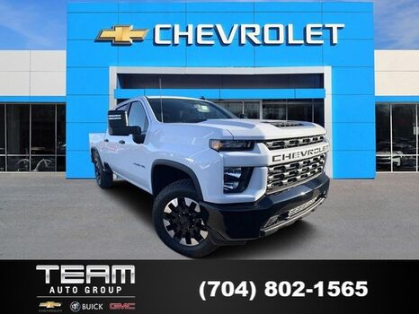 2020_Chevrolet_Silverado 2500HD_Custom_ Salisbury NC