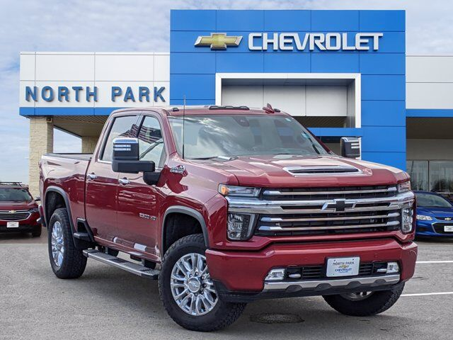 2020 Chevrolet Silverado 2500HD High Country Castroville TX