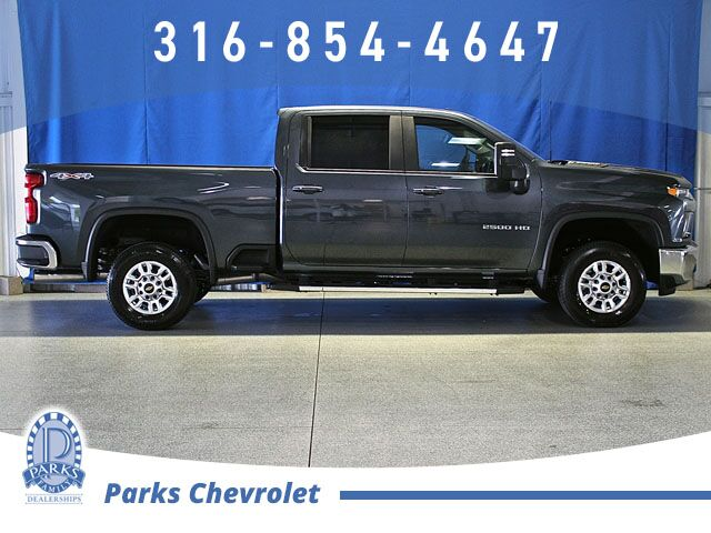 2020 Chevrolet Silverado 2500HD LT Wichita KS