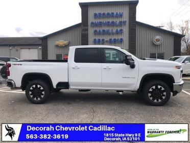2020_Chevrolet_Silverado 2500HD_LT_ Decorah IA