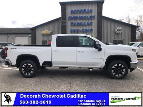 2020 Chevrolet Silverado 2500HD LT Decorah IA