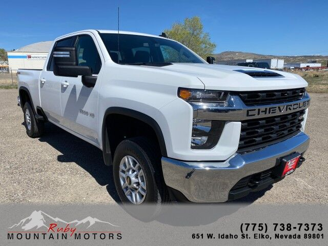 2020_Chevrolet_Silverado 2500HD_LT_ Elko NV