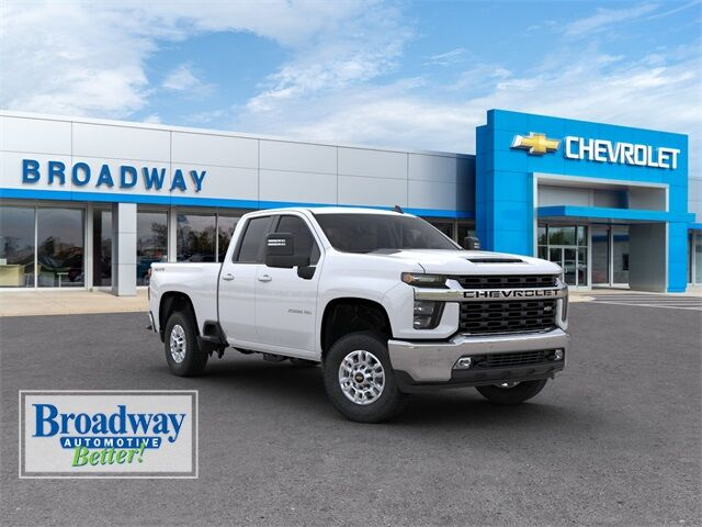 2020 Chevrolet Silverado 2500HD LT Green Bay WI