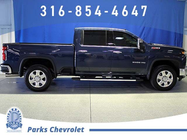 2020 Chevrolet Silverado 2500HD LTZ Wichita KS