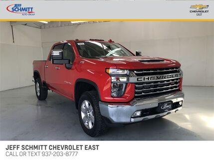 2020_Chevrolet_Silverado 2500HD_LTZ_ Dayton area OH