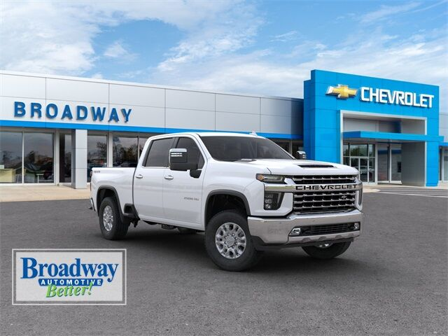 2020 Chevrolet Silverado 2500HD LTZ Green Bay WI