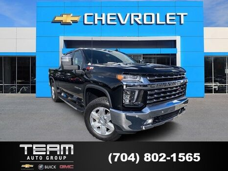 2020_Chevrolet_Silverado 2500HD_LTZ_ Salisbury NC