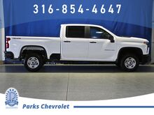 2020_Chevrolet_Silverado 2500HD_Work Truck_ Wichita KS