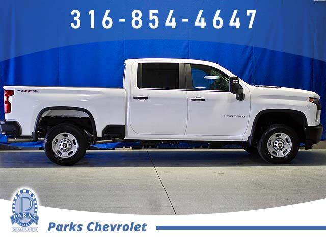 2020 Chevrolet Silverado 2500HD Work Truck Wichita KS