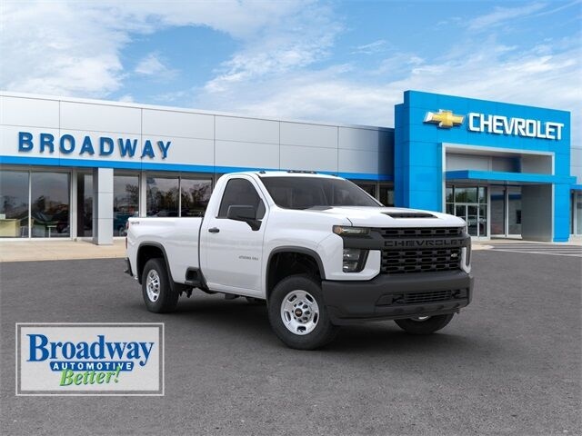 2020 Chevrolet Silverado 2500HD Work Truck Green Bay WI