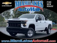 2020 Chevrolet Silverado 2500HD Work Truck Miami Lakes FL