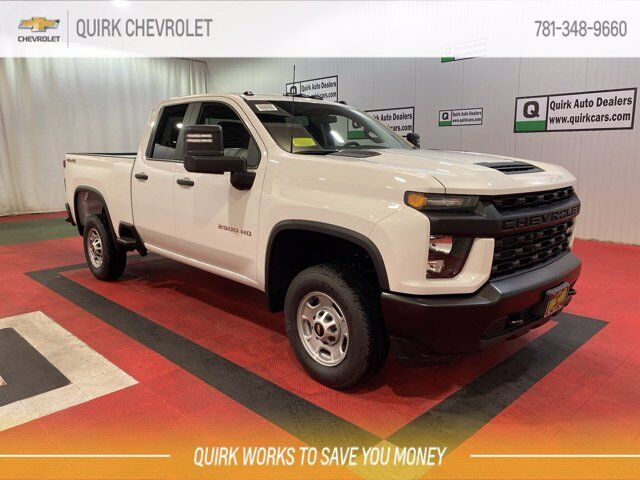 2020 Chevrolet Silverado 2500HD Work Truck Braintree MA