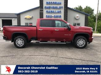Chevrolet Silverado 3500HD High Country 2020