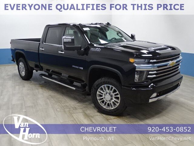 2020 Chevrolet Silverado 3500HD High Country Plymouth WI