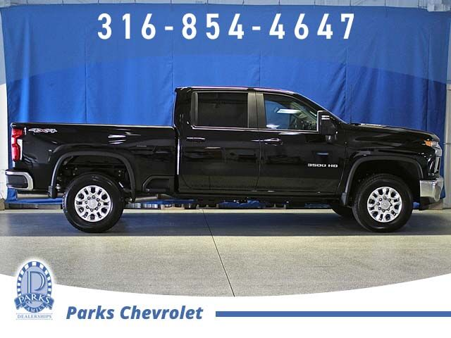 2020 Chevrolet Silverado 3500HD LT Wichita KS
