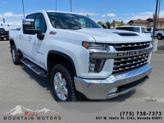2020_Chevrolet_Silverado 3500HD_LTZ_ Elko NV