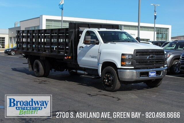 2020 Chevrolet Silverado 5500HD 1WT Green Bay WI