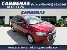 2020_Chevrolet_Sonic_LT_ Brownsville TX