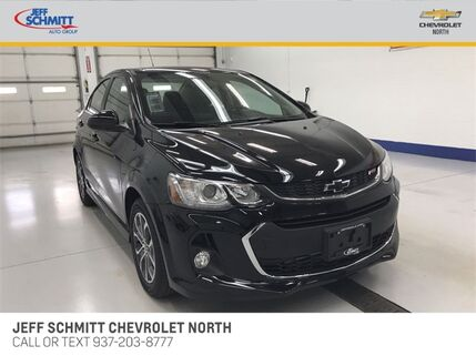 2020_Chevrolet_Sonic_LT_ Dayton area OH