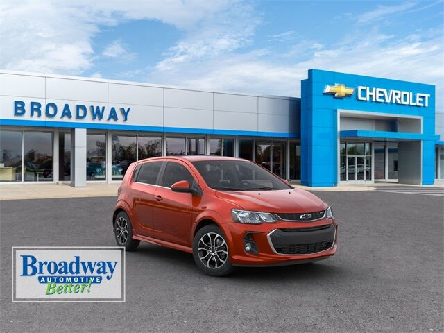 2020 Chevrolet Sonic LT Green Bay WI