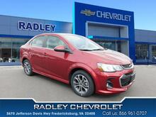 2020_Chevrolet_Sonic_LT_ Northern VA DC