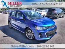2020_Chevrolet_Sonic_LT_ Martinsburg