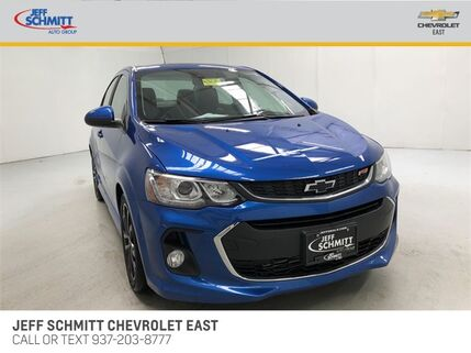 2020_Chevrolet_Sonic_Premier_ Dayton area OH