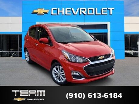2020_Chevrolet_Spark_2LT_ Goldsboro NC