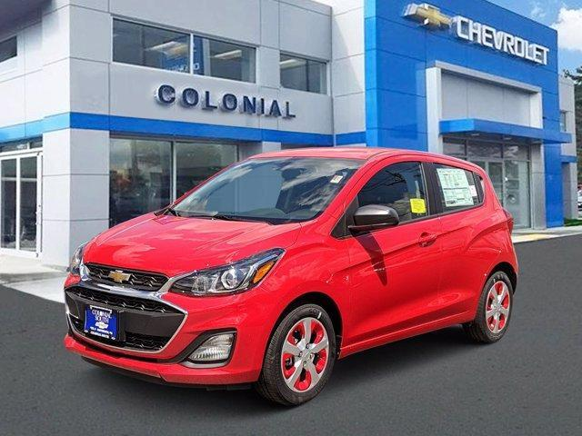 2020 Chevrolet Spark 4dr HB CVT LS North Dartmouth MA