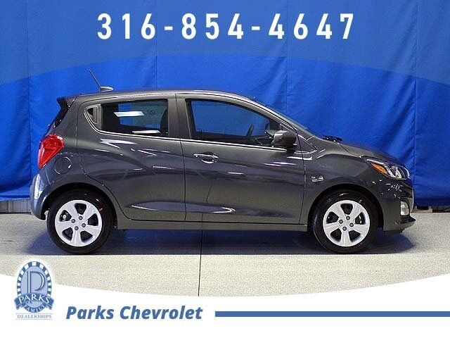 2020 Chevrolet Spark LS Wichita KS