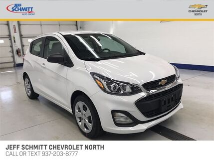 2020_Chevrolet_Spark_LS_ Dayton area OH