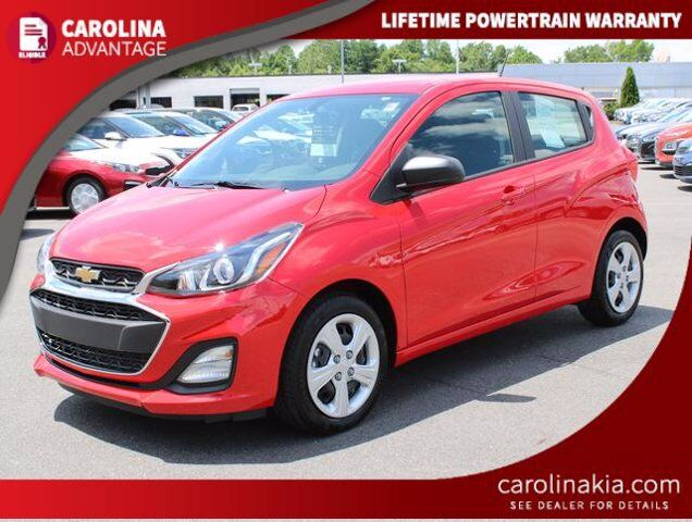 2020 Chevrolet Spark LS High Point NC