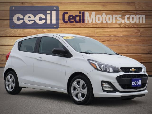 2020 Chevrolet Spark LS Manual Burnet TX