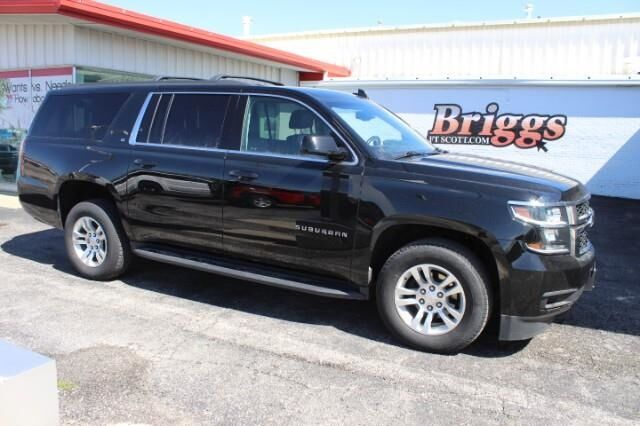 2020 Chevrolet Suburban 4WD 4dr LT Fort Scott KS
