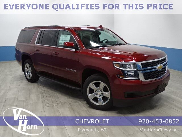 2020 Chevrolet Suburban LS Plymouth WI