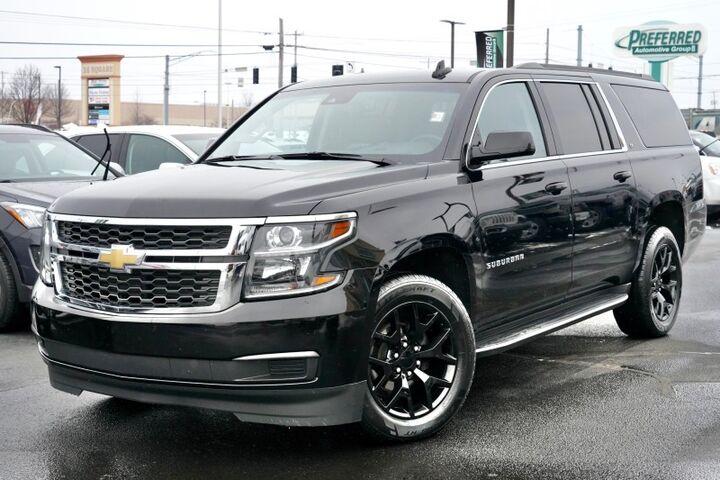 2020 Chevrolet Suburban LT Fort Wayne Auburn and Kendallville IN