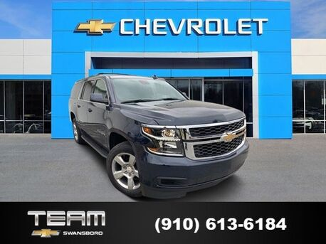 2020_Chevrolet_Suburban_LT_ Goldsboro NC
