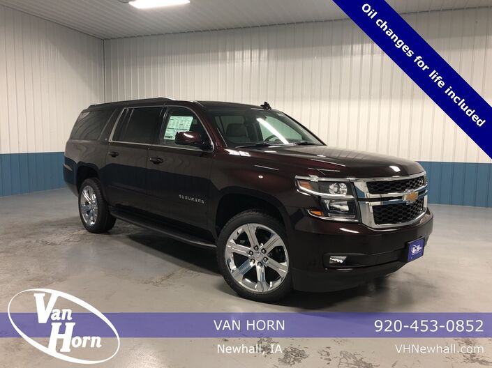 2020 Chevrolet Suburban LT Plymouth WI