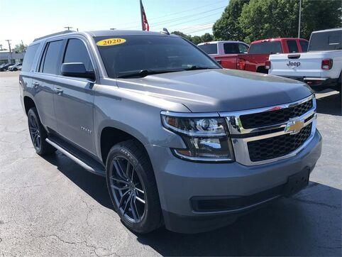 2020_Chevrolet_Tahoe_4WD LT_ Evansville IN