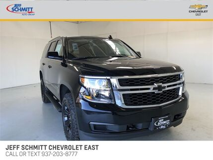 2020_Chevrolet_Tahoe_LS_ Dayton area OH