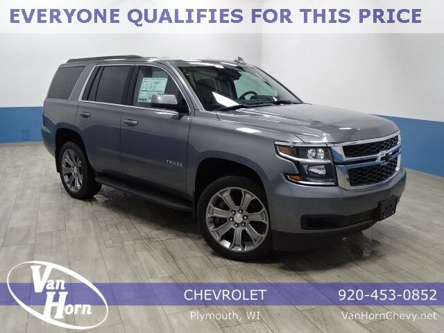 2020 Chevrolet Tahoe LS Plymouth WI