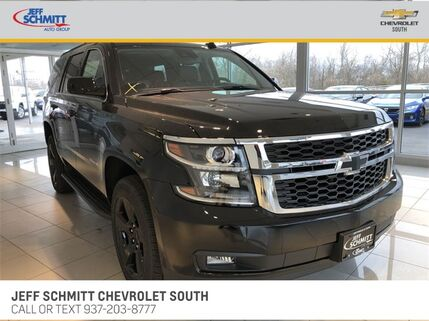 2020_Chevrolet_Tahoe_LT_ Dayton area OH