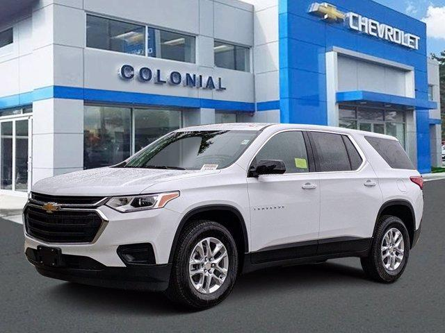 2020 Chevrolet Traverse FWD 4dr LS w/1LS North Dartmouth MA