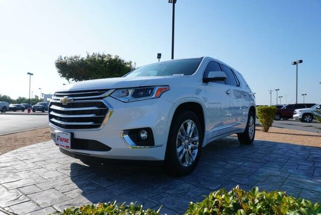 2020 Chevrolet Traverse High Country  TX