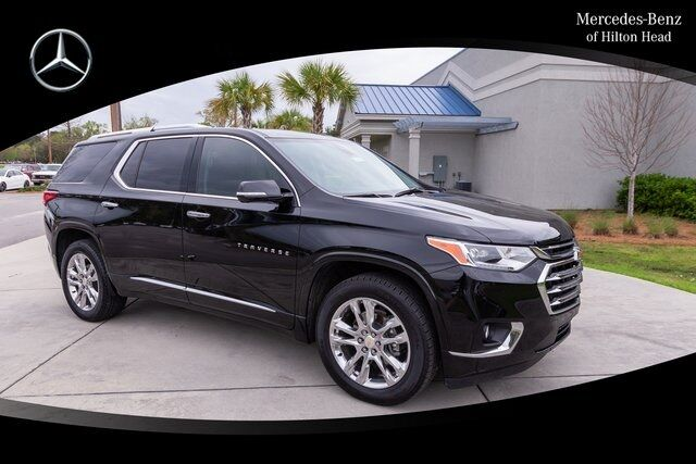 2020 Chevrolet Traverse High Country Bluffton SC