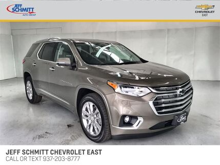 2020_Chevrolet_Traverse_High Country_ Dayton area OH