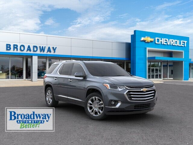 2020 Chevrolet Traverse High Country Green Bay WI