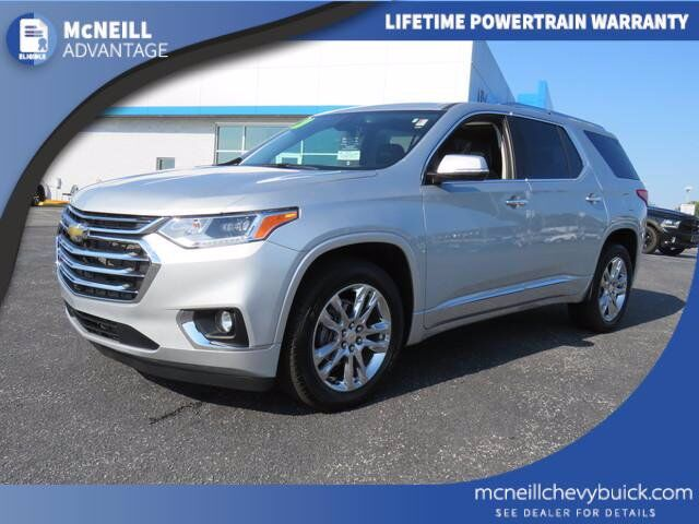 2020 Chevrolet Traverse High Country High Point NC